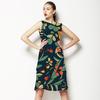 Vintage Floral Garden (Dress)