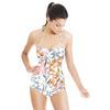 617 Expressive Floral Print (Swimsuit)