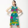 Tropical Fauna and Butterflies (Dress)
