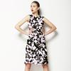 Geometric Sketch (Dress)