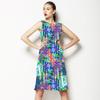 Floral Exuberance (Dress)