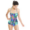 Floral Exuberance (Swimsuit)