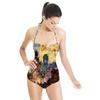 Lace Build (Swimsuit)