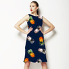 Pineapple Abstract (Dress)