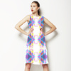Geo Saturated (Dress)