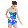 Floral Wave (Swimsuit)