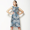 Daisy Blue Paisley (Dress)