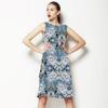 Daisy Blue Paisley (Dress)