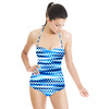 Tiedye Boutique Zigzag Stripe (Swimsuit)