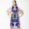 Vibrant Mosaic (Dress)