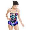 Vibrant Mosaic (Swimsuit)