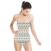 Tribal Pattern in Vector Format (Swimsuit)