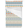 Tribal Pattern in Vector Format (Bed)
