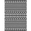 Mono Tribal Print (Original)