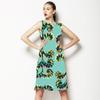 Expressive Fern (Dress)
