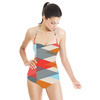Overlapping Triangles (Swimsuit)