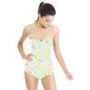 Guava Garden Dash Texture (Swimsuit)