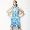 Indigo Mirror (Dress)