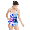 Kaleidoscopic Fashion Pattern (Swimsuit)