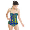 Ethnic Patchwork (Swimsuit)