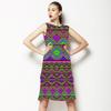 Ethnic Stripe (Dress)