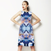 Kaleidoscopic Florals (Dress)