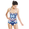 Kaleidoscopic Florals (Swimsuit)
