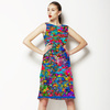 Abstract Multi (Dress)