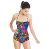 Abstract Multi (Swimsuit)