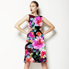 Painted Flowers2 (Dress)