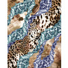 Abstract With Leopard Skins (Original)