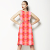 Orange Palm (Dress)