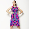 Geometric Superstar Pattern. (Dress)