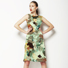 611 Poppy Print Pattern (Dress)