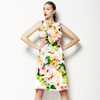 Blurred Flowers (Dress)