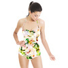 Blurred Flowers (Swimsuit)