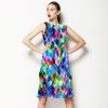 Frond Crosshatch (Dress)