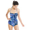 Layered Rectangles (Swimsuit)