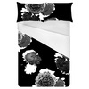 Monochrome Graphic Floral (Bed)