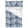 610 Floral Tiles (Bed)