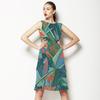 608 Leaves Jungle (Dress)