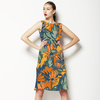 607 Thorny Floral Jungle (Dress)