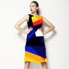 Abstract Geometric Lines 3 (Dress)