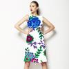 Folk Floral (Dress)