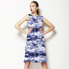 Indigo Waves (Dress)