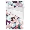 Soft Dahlia Florals (Bed)