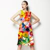 Floral Mayhem (Dress)
