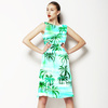 Palm Tree Mist in Repeat (Dress)
