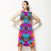 Psychedelic Florals (Dress)