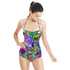 Expressive Flowers (Swimsuit)